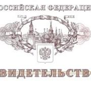 Услуги связанные с государственной регистрацией товарного знака в Российской Федерации. фото