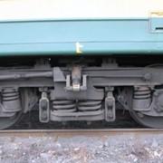 Тележка пассажирского вагона модель 68-908 фото
