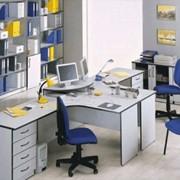 Мебель для офиса, вариант 2 фото