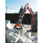 Навесной бетонолом для малогабаритной самоходной техники 430 DE Т34 фото