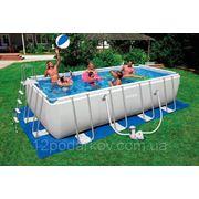 Intex 54982 Каркасный бассейн фото