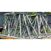 Цельные металлоконструкции весом до 25 тонн балки Н - образного сечения колонны и подкрановые балки промышленных зданий ферм связи прогоны и другие металлоконструкции фото