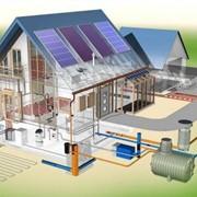 Проектирование систем водоснабжения автономного фото