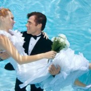 Свадьба под водой в Таиланде фото