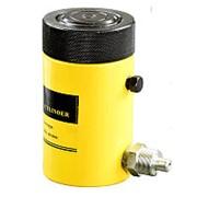 Домкрат гидравлический TOR HHYG-5050LS (ДГ50П50Г), 50т с фиксирующей гайкой фото