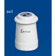 Изолятор опорный серии ИО-10-3,75 I У3 и ИО-10-3,75 II У3 фото