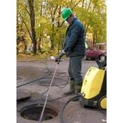 Откачка канализаций, септиков в частных домах фото