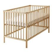 Кроватка детская (сдается без матрасика) (б/у) фото