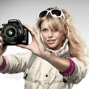 Фотокамера Canon EOS 1000D фото