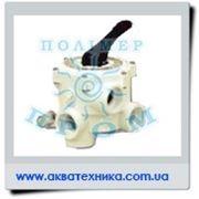 Боковой шестипозиционный клапан Praher фото