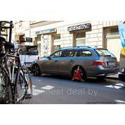 Блокиратор колес из нержавеющей стали фото