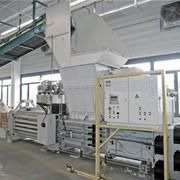 Автоматический пресс HSM VK 7215 55 kW фото