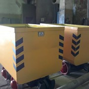 Вагонетки шахтные ВГ-1,2/600, ВГ-0,8/600, ВГ-0,7/600, УВО-0,8/600 фото