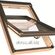 Окно-люк WSZ с универсальным окладом 54х75 см ** фото