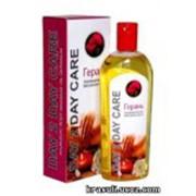 Аюрведическое массажное масло Герань (Ayurvedic Body Massage Oil Geranium) фото