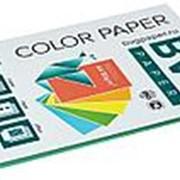 BVG Paper Бумага цветная BVG, А4, 80г, 50л/уп, зелёная, пастель фото