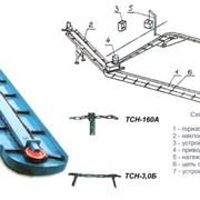 Конвейер скребковый навозоуборочный 160А (Б) фото