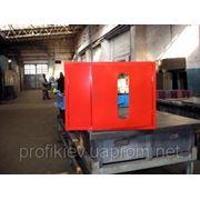 Шкаф пожарный для рукава и огнетушителя (600Х800Х260) фото