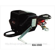 Автомобильная электрическая лебедка KDJ200-D фото