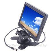 Цветной монитор автомобильный LCD 7». фото