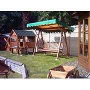 Садово-парковая мебель и малые архитектурные формы фото