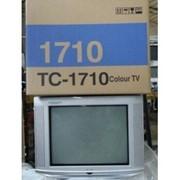 Телевизор 17 серебристый фото