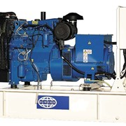 Дизель-генераторные установки, дизельные электорстанции открытого типа фото