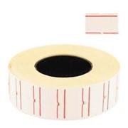 Этикет-лента 22 12 белая прямая, 72138 фото