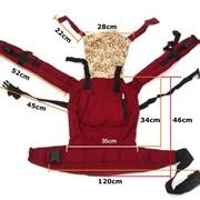Детский эрго-рюкзак - переноска фото