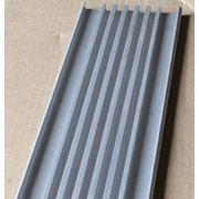 Алюминиевые профили общего назначения: шины (полосы) уголки швеллера тавры и трубы. фото