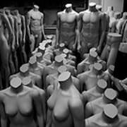 Манекены мужские и женские фото