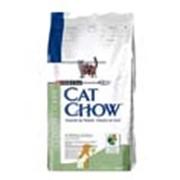 Корм Cat Chow Sterilized для кастрированных и стерилизованных кошек 15 кг фото