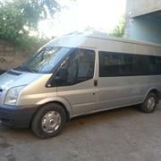 Заказ микроавтобус фото