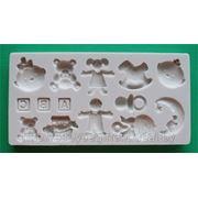 Пищевой силикон для форм Пентэласт-750 фото