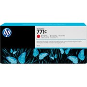 Картридж HP 771C CHROMATIC RED D/JET INK CART 38 фото