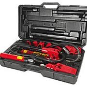 JTC-HD204 Набор инструментов для кузовных работ гидравлический, усилие 4т, 17 предметов в кейсе JTC фото
