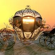 Карета на свадьбу и торжество г. Казань фото
