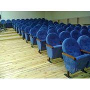 Кресло М1-М для кинотеатров, актовых залов, клубов, конференцзалов фото