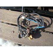 Проводка на датчики парктроника Citroen c4 фото