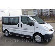 Пассажирские перевозки микроавтобусом (такси на 6-7 пасс.мест) фото