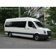 Услуги микроавтобуса фото