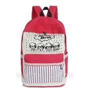 Городской рюкзак AWR8026 розовый фото