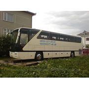 Пасажирські перевезення автобусамикласу люкс, трансфери фото