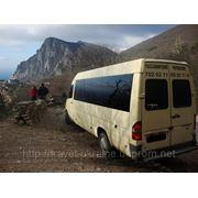 Заказ автобусов и микроавтобусов фото