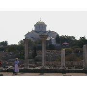 Перевозки пассажирские-поездки экскурсионные и частные по Крыму и Украине фото