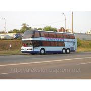 Аренда автобуса Неоплан, 70 мест фото