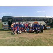 Пасажирские перевозки автобусами Neoplan по Украине. фото