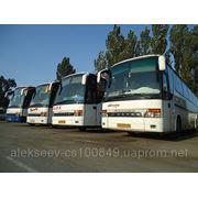 Пассажирские перевозки. Аренда автобуса. Заказ автобуса. фото
