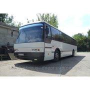 Пассажирские перевозки автобусами и микроавтобусами фото