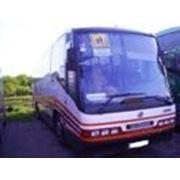Заказ автобусов и микроавтобусов. фото